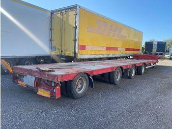Låg lastare semitrailer NARKO 3PP3S-AL18EJ-360