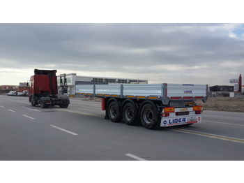 Plattform semitrailer LIDER 2020 YEAR MODEL NEW TRAILER FOR SALE (MANUFACTURER COMPANY)