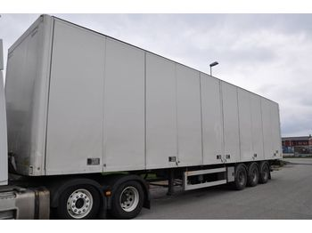 Skåp semitrailer EKERI T3-A