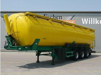 Tank semitrailer Spitzer SK 2760 CAL 60 m³ Kippsilo*5 Einlässe*BPW*Alcoa