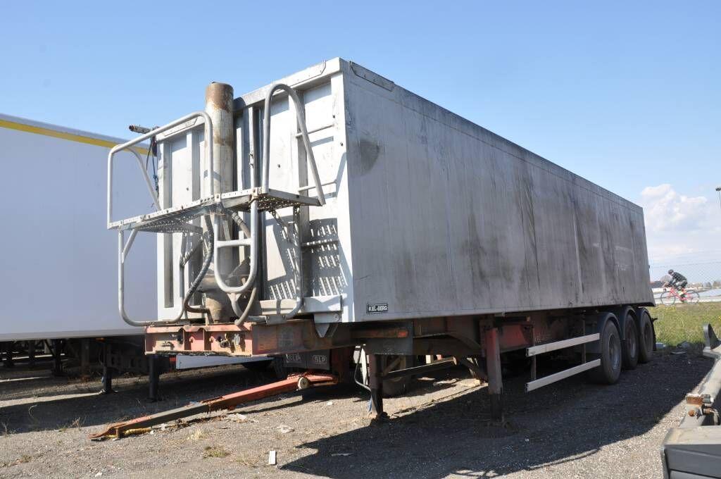 tippbil semitrailer KELBERG 2003