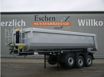 Tippbil semitrailer Langendorf SKS *NEU*25m³ Stahl*Pendelklappe*Luft/Lift*Plane