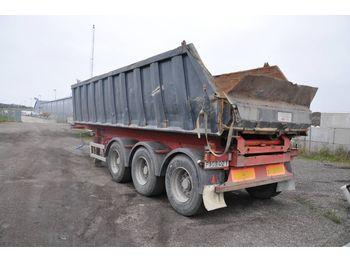 Tippbil semitrailer NOR SLEP SE-40 TS
