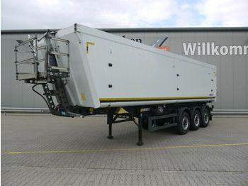 Tippbil semitrailer Schmitz Cargobull SGF S3 45m³Alu*Luft/Lift*Pendelklappe*Getreide