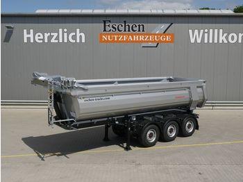 Tippbil semitrailer Schwarzmüller 25m³ Hardox, Luft/Lift, SAF, elektr. Funkverdeck