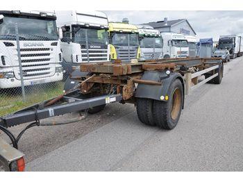 Chassi trailer Lagab 5520 2 TL L