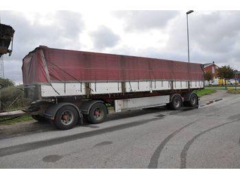 Kapell trailer  ORY T18/20 TB 105 TIPPSLÄP