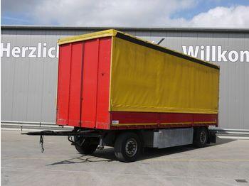 Kapell trailer Schmitz Cargobull AFG 18 Anhänger*Durchlade-Palettenkasten*Edscha