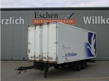 Skåp trailer Ackermann Z-KA-F 10.0/7.0E Koffer*Durchlader*Trommel*Luft