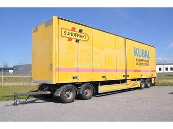 Skåp trailer EKERI L/L-4