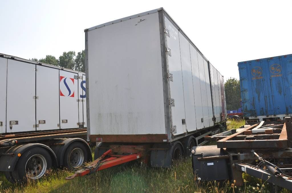 skåp trailer HRD HDA Objekt