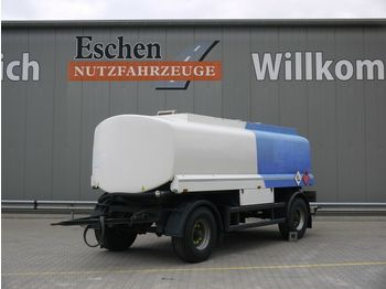 Tank trailer LMS TA 18/2 A3 Tankanhänger*18.080ltr.*3 Kammern