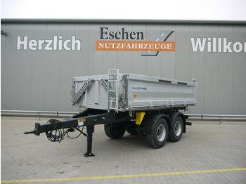 Tippbil trailer Meiller MZDA 18/22, Y-Deichsel,SAF,900mm M-Jet Bordwände