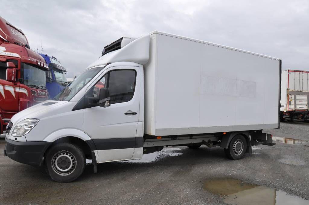 kylbil MERCEDES-BENZ Sprinter 906 OK 35 Kylaggregat