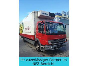 Kylbil Mercedes-Benz Atego 818 L 7 m Kühl Koffer Klima 8,6 tonner
