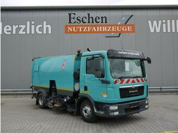 Sop/ renhållningsbil MAN TGL 12.250 4x2 BL, Brock SL 180/2K