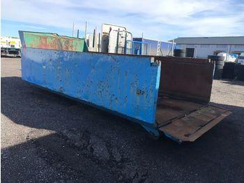 Växelflak/ container  Lastväxlar Flak